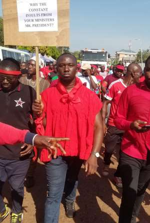 S/R: Release Ambulances Within 48hours Or Face Our Wrath — Basintale To Regional Minister