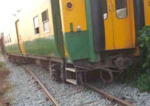 Tarkwa-Takoradi Train Also Derails During Test Run