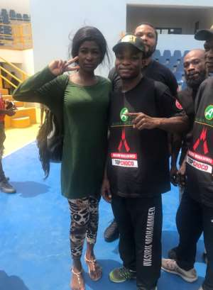 Wasiru Mohammed Tipped To Retain WBO Global Title