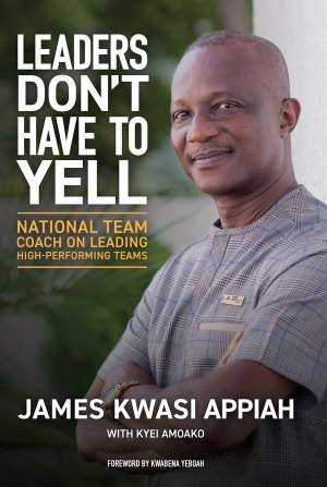 Kwesi Appiah's Book Launch In Accra At Alisa Hotel