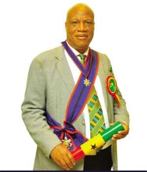 Professor Joshua Alabi—A Rare Gem Retires