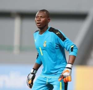 Ibrahim Danlad Wants To Be Kotoko No. 1 Goalie