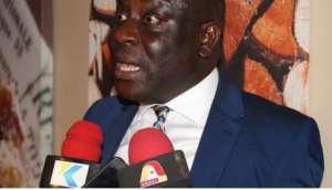 Hon. Vincent Sowah Odotei, MP of La Dadekopon Constituency
