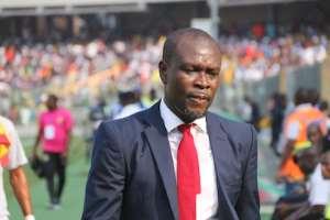 C K Akonnor Set To Take Over As Interim Coach Of Black Stars