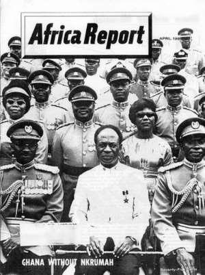 TALKING OF PATRON SAINTS AND TRAITORS OF GHANA: Danquah versus Nkrumah