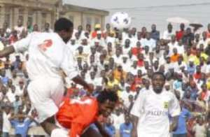 Gunners too hot for Kotoko