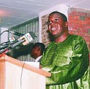 Aliu: Press freedom better in Ghana than USA