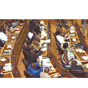 Parliamentarians mourn departed colleague