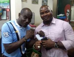 Cabic Promotions Aim To Produce More World Boxing Champions For Ghana