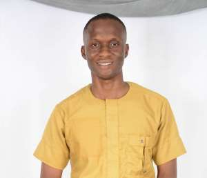 President of the Ghana Institute of Management and Public Administration (GIMPA) chapter of the Graduate Students' Association of Ghana (GRASAG), Mr. Raphael Apetorgbor
