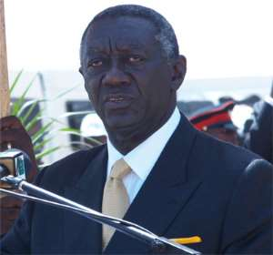 Attacks On Govt Worries Kufuor