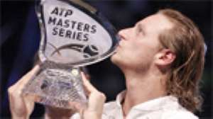 Federer Loses To Nalbandian …In Madrid Masters Final