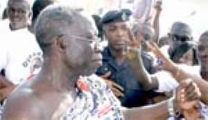 NPP NOT FOR BROTHERS ·Osafo Maafo