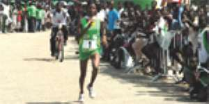Essipong Stadium Hosts Athletics