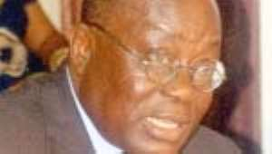 Akufo-Addo Ponded In UDS