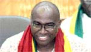 Owusu-Ankomah Launches Campaign