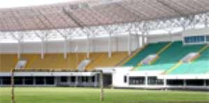 Tamale Stadium Baptised