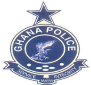 Security personnel raid stores for