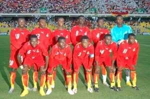 Starlet Team which beats Togo