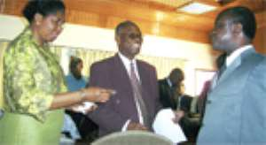 Africa's Procurement Practitioners In Ghana