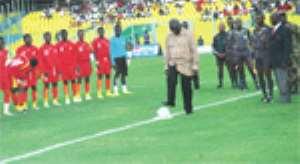 Go Ghana Go!