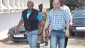 Asibi's Men Jailed 70 Yrs