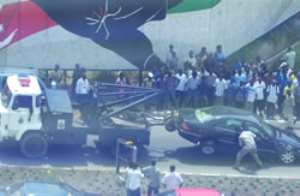 Kufuor accident: No lawyer for accused driver?