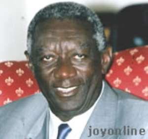 We'll instil discipline in economy - President Kufuor