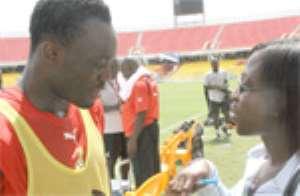 Ghana 2008 Tough - Essien