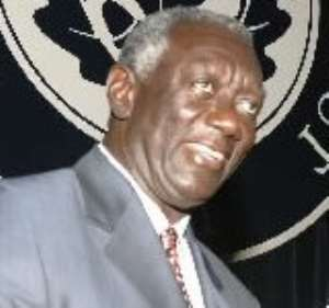 Kufuor on climate change