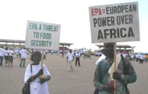 Government will not bow to pressure to sign EPAs