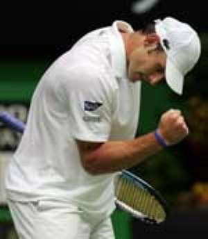 RODDICK BATTERS FISH IN MELBOURNE