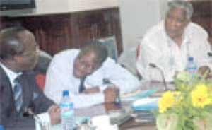 Scrap MPs' Fund Experts