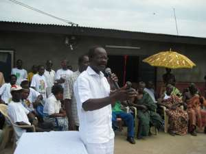 Nduom raises concern
