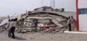 Tema Building Collapses