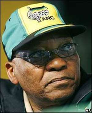 'Enough evidence' to charge Zuma
