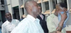 I'm Not Guilty.Kuffuor 'Killer'