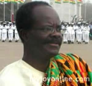 My campaign will be devoid of insults - Nduom