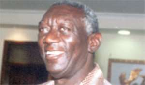 Marshallans Commend Kufuor