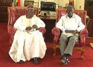 AU Chairman Receives Report On Union Government