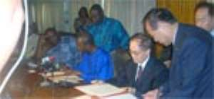 Ghana Gets $5.33m Support From China