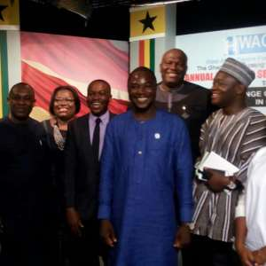 Ghanaian emerges African of the Year 2017