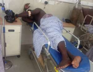 Gomoa: Two Persons Sustain Gun Wounds Over Landguard Attack