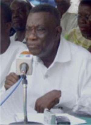 NDC won't accept Akufo-Addo victory: Party chairman declares