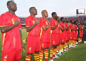 Can Black Stars pay back Mexico?