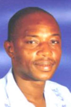 Krachi-East DCE …of gov`t support to create wealth