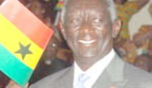 Kufuor Meets US Congress