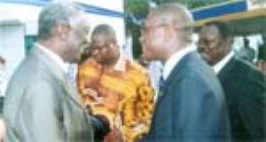 Kufuor Opens Glico