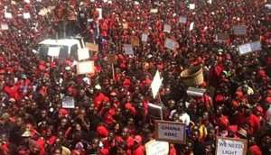 Opposition Parties Threaten Mamooth Demo Over New Voters' register