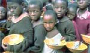 33 Countries Face Food Shortages